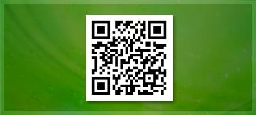 富士アロマエステ キャンドルポット メルマガ登録QRコード